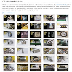 CEJ Glossary of Terms :::: Custom Expansion Joints, Inc