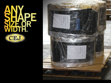Custom Expansion Joints, Inc. Fabric Expansion Joint Belt Emergency Replacement