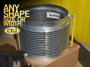 Custom Expansion Joints, Inc. Metal Expansion Joint