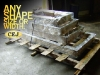 Custom Expansion Joints, Inc. Fabric Expansion Joints ready for shipping